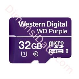 Jual MicroSDHC Western Digital Purple 32GB [WDD032G1P0A]